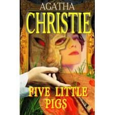 Пять поросят / Five Little Pigs