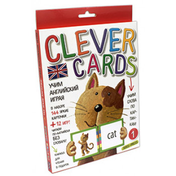 Clever Cards. Level 1