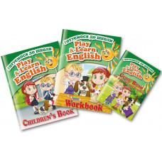 Учебный курс Play&Learn English (комплект)