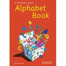 Прописи Cambridge Alphabet Book