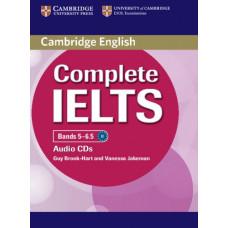 Диски Complete IELTS Bands 5-6.5 Class Audio CDs (2)