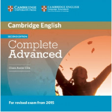 Диски Complete Advanced Second edition Class Audio Cds