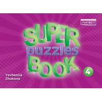 Кросcворды Quick Minds 4 Super Puzzles Book