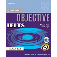 Учебник английского языка Objective IELTS Advanced Student's Book without answers with CD-ROM