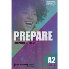 Cambridge English Prepare! 2nd Edition 2 Companion for Ukraine
