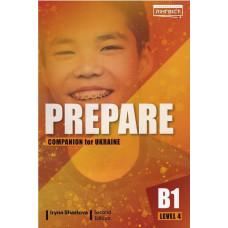Cambridge English Prepare! 2nd Edition  4 Companion for Ukraine