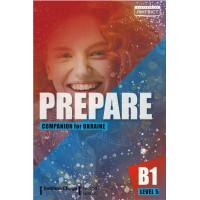 Cambridge English Prepare! 2nd Edition 5 Companion for Ukraine