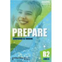 Cambridge English Prepare! 2nd Edition 6 Companion for Ukraine