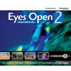Диски Eyes Open Level 2 Class Audio CDs (3)