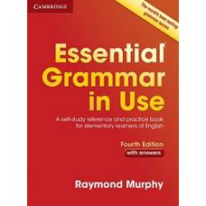 Грамматика Essential Grammar in Use