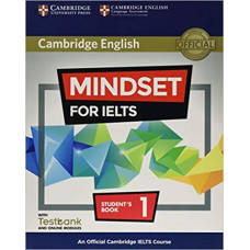 Учебник  Mindset for IELTS Level 1 Student's Book with Testbank and Online Modules