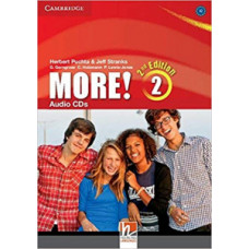 Диски More! (2nd edition) 2 Audio CDs (3)