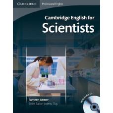 Учебник Cambridge English for Scientists