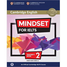 Книга для учителя Mindset for IELTS Level 2 Teacher's Book with Downloadable Audio