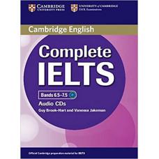 Диски Complete IELTS Bands 6.5-7.5 Class Audio CDs (2)