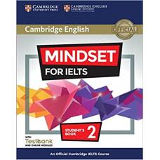 Учебник английского языка Mindset for IELTS Level 2 Student's Book with Testbank and Online Modules