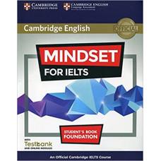 Учебник английского языка Mindset for IELTS Foundation Student's Book with Testbank and Online Modules