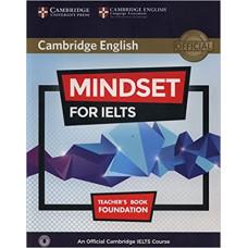 Книга для учителя Mindset for IELTS Foundation Teacher's Book with Downloadable Audio