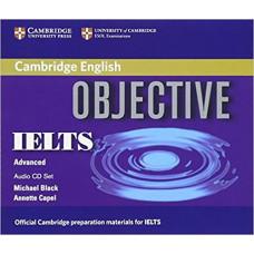Диски Objective IELTS Advanced Audio CD set (3)