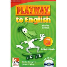 Рабочая тетрадь Playway to English 2nd Edition 3 Activity Book