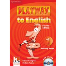Рабочая тетрадь Playway to English 2nd Edition 1 Activity Book