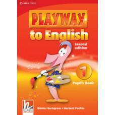 Учебник Playway to English 2nd Edition 1 Pupil's Book