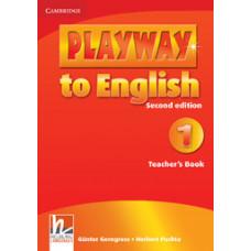 Книга для учителя Playway to English 2nd Edition 1 Teacher's Book
