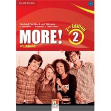 Рабочая тетрадь More! (2nd edition) 2 Workbook