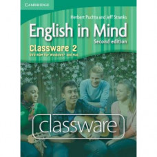 Диск English in Mind 2 2nd Edition Classware DVD-ROM