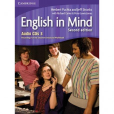 Диски English in Mind 3 2nd Edition Class Audio CDs (3)