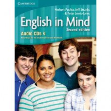 Диски English in Mind 4 2nd Edition Class Audio CDs (3)