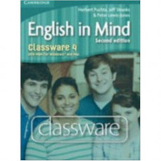 Диск English in Mind 4 2nd Edition Classware DVD-ROM