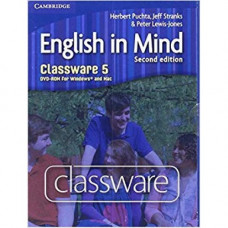 Диск English in Mind 5 2nd Edition Classware DVD-ROM