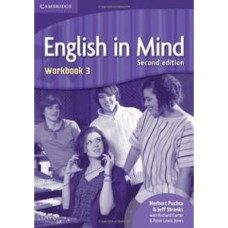 Рабочая тетрадь English in Mind 3 2nd Edition Workbook