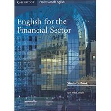 Учебник English for Financial Sector Student's Book