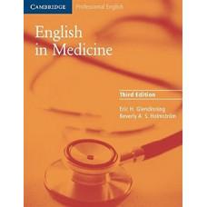 Учебник English in Medicine Third Edition