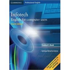 Учебник Infotech 4th Edition English for computer users