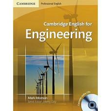 Учебник Cambridge English for Engineering