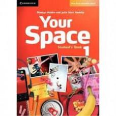 Учебник английского языка Your Space Level 1 Student's Book