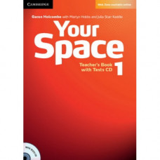 Книга для учителя Your Space Level 1 Teacher's Book with Tests CD