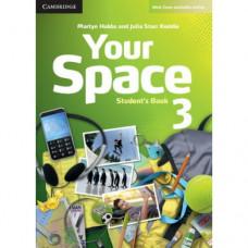 Учебник английского языка Your Space Level 3 Student's Book