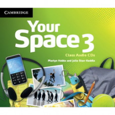 Диски Your Space Level 3 Class Audio CDs (3)