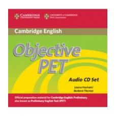 Objective PET Second Edition Audio CDs (3)