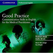 Диски Good Practice  Class Audio CDs