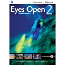 Учебник Eyes Open Level 2 Student's Book