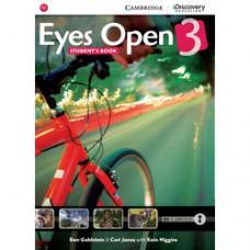 Учебник Eyes Open Level 3 Student's Book