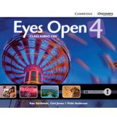 Диски Eyes Open Level 4 Class Audio CDs (3)