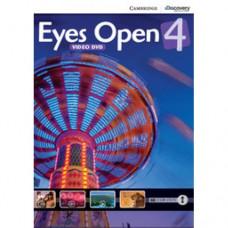 Диск Eyes Open Level 4 DVD