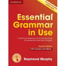 Грамматика Essential Grammar in Use with eBook