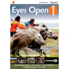 Диск Eyes Open Level 1 Presentation Plus DVD-ROM